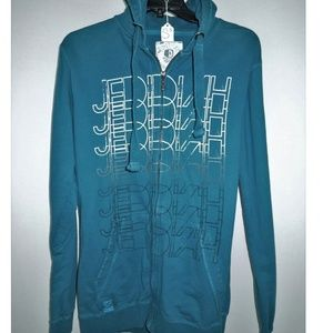 O'NEILL M/L Teal Hoodie
